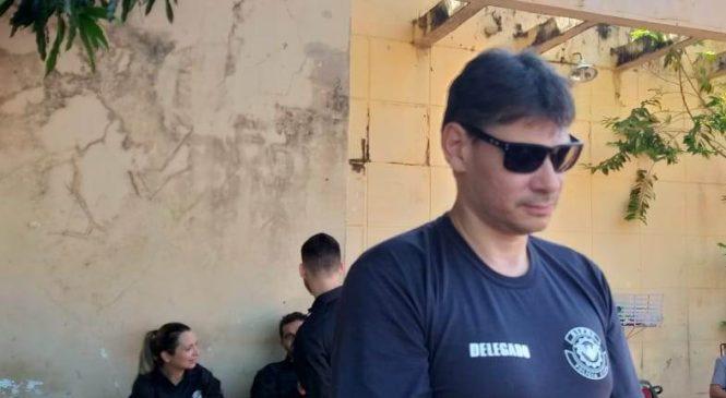 Comerciante é preso suspeito de vender armas e munições para assaltantes