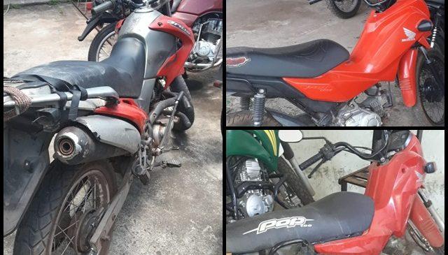 Policiais recuperam 03 motocicletas e prendem receptadores em Batalha