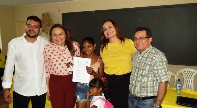ADH e prefeito Genival entregam casas para trabalhadores rurais em Joaquim Pires