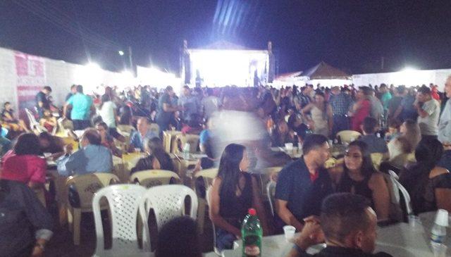 Prefeito Marcos Henrique realiza festa para os servidores públicos de Morro do Chapéu
