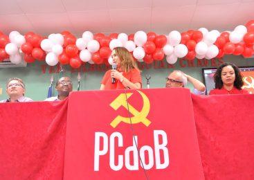 Confira como foi a conferência municipal do PC do B em Esperantina
