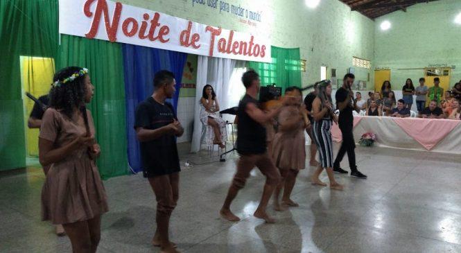 Colégio Conrado Fenelon promove noite cultural em Morro do Chapéu