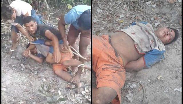 Homem é morto a facadas em São João do Arraial