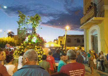 Confira como foi o encerramento dos festejos de São Sebastião em Esperantina