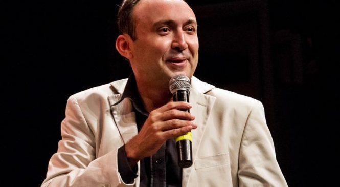 Show de humor com Dirceu Andrade no Lajeiro Eco Ville, acontece neste sábado