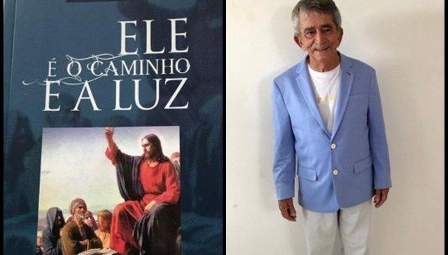 """Livro do escritor Geraldo Magela """"Ele é o caminho e a luz"""", será lançado nesta sexta"""