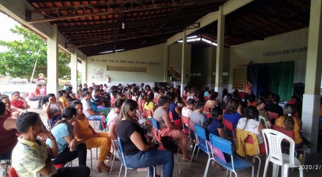 Prefeitura de Morro do chapéu promove semana pedagógica da rede municipal de ensino