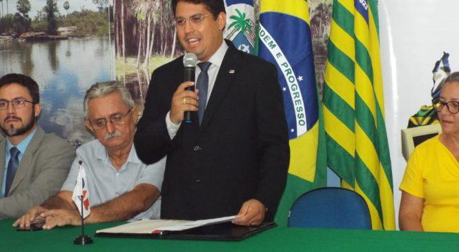 Advogado Carlos Júnior nega candidatura a vereador em Esperantina