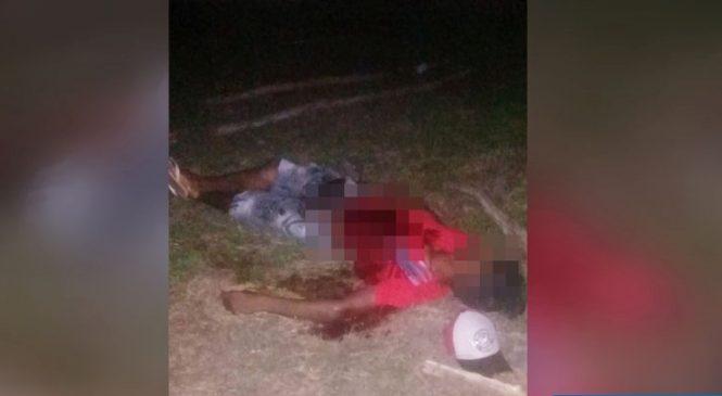 Homem é assassinado a facadas em bar na zona rural de Esperantina