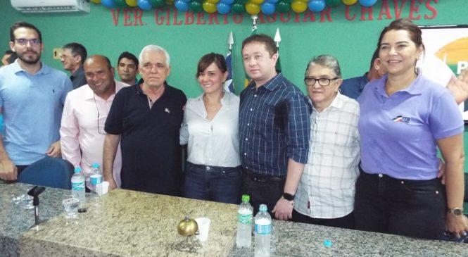 PTB de Esperantina realiza encontro rumo as eleições municipais