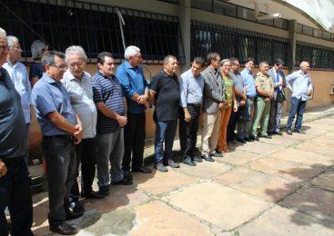 Prefeitos do território dos cocais se reuniram em Batalha