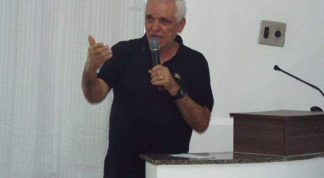 Themístocles restringe sessões solenes e audiências na Alepi por causa do coronavírus