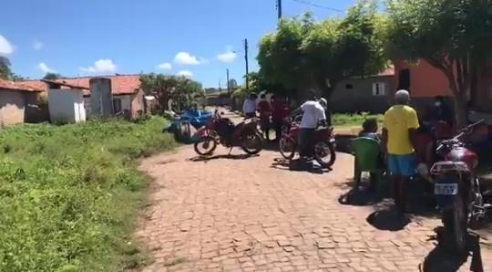 Corpo de um homem foi encontrado no meio da rua na cidade de Barras
