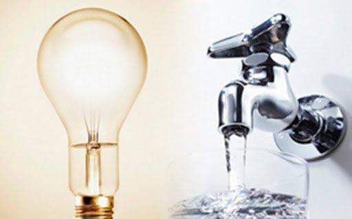 Dep. Themistocles promulga Lei que proíbe corte de água e luz no Piauí