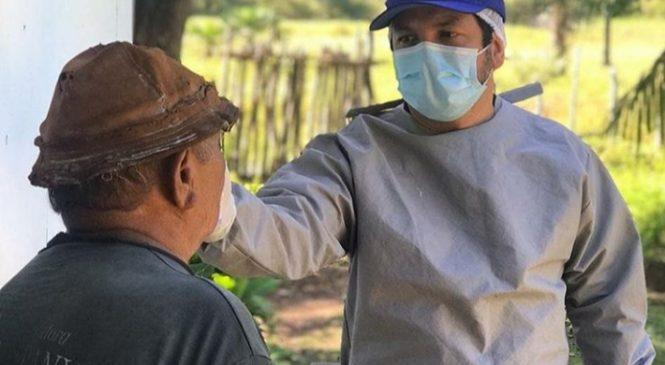 Secretaria de saúde de Morro do Chapéu, realiza busca ativa na zona rural