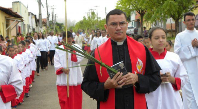 Diga ao povo que fico: Padre Luiz Gomes confirma pré-candidatura a prefeito de Matias Olímpio