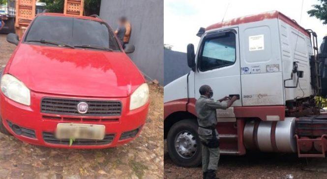 Polícia prende 10 homens acusados de tentarem roubar depósito de ferro na barragem dos Tinguis