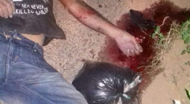 DJ Magnata foi assassinado a tiros na cidade de Luzilândia