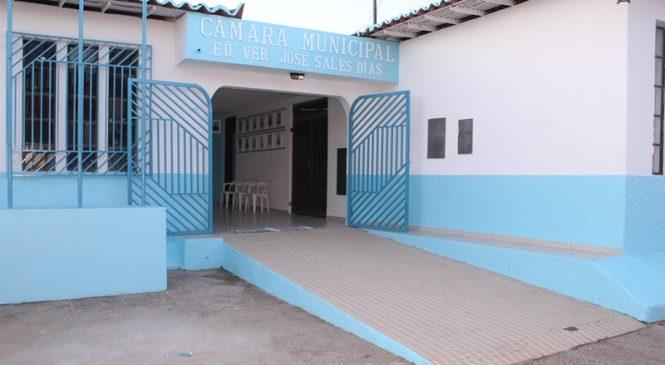 Concluida a revitalização do prédio da Câmara  municipal de Esperantina