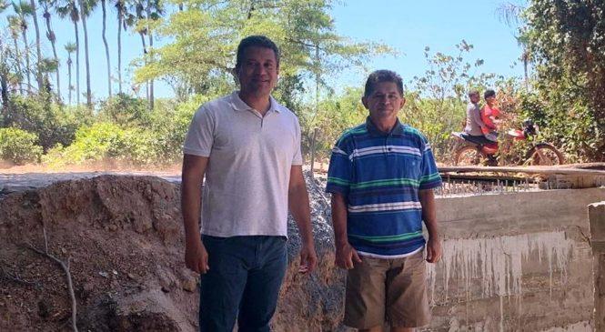 Raimundo Caetano é pré-candidato a prefeito com apoio político de Rômulo Aécio