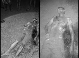 """Homem conhecido como """"Macumbeiro"""" é assassinado com várias facadas na zona rural de Esperantina"""