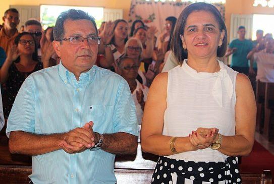 Prefeito Genival Bezerra e sua esposa testam positivo para o covid-19