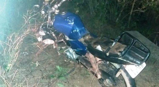 Jovem morre em acidente na PI 214 em Esperantina