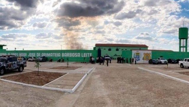Sejus reforça segurança em complexo penitenciário com abertura de base de grupamento