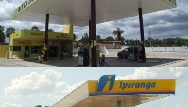 Dois postos de gasolina foram assaltados na tarde desta terça feira em Esperantina
