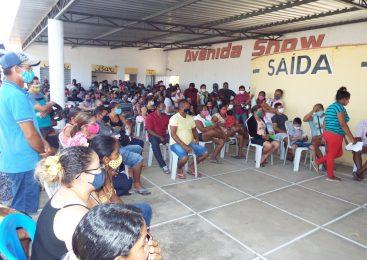 Sindicato reuniu sócios e declararam apoio a candidatura de Neto do Bento e a reeleição de Marcos Henrique