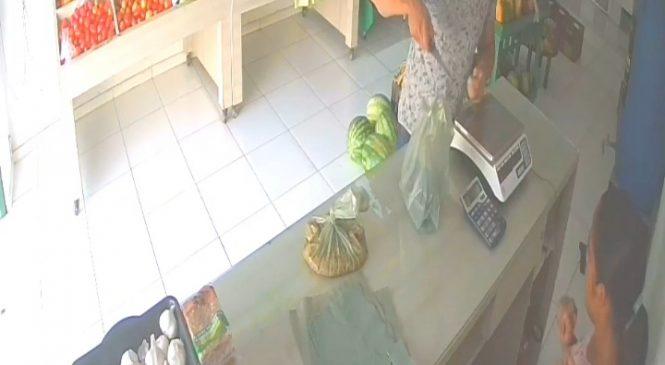 Bandido se passa por cliente e anuncia assalto em frutaria no centro de Esperantina