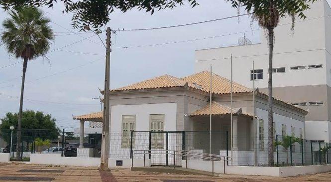 Fórum de Esperantina Themistocles Sampaio Pereira, será inaugurado nesta segunda Feira dia 04 de janeiro