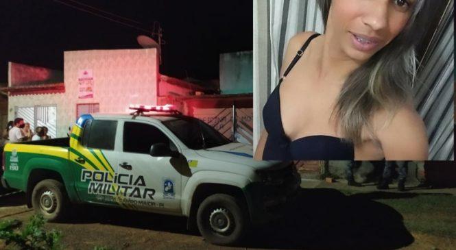 Feminicídio: Mulher é assassinada em Campo Maior, suspeito segue foragido