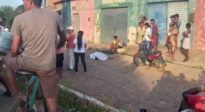Mulher é assassinada a golpes de faca na cidade de Esperantina