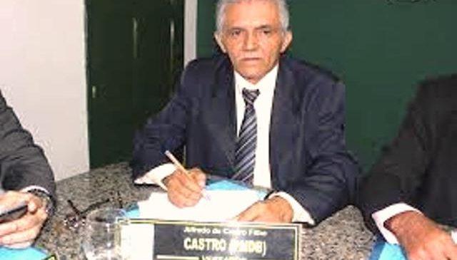 Com 12 votos vereador Castro foi eleito presidente da câmara municipal