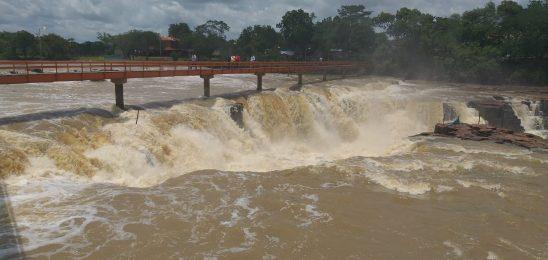 Parque ecológico Cachoeira do Urubú é interditado pela vigilância sanitária