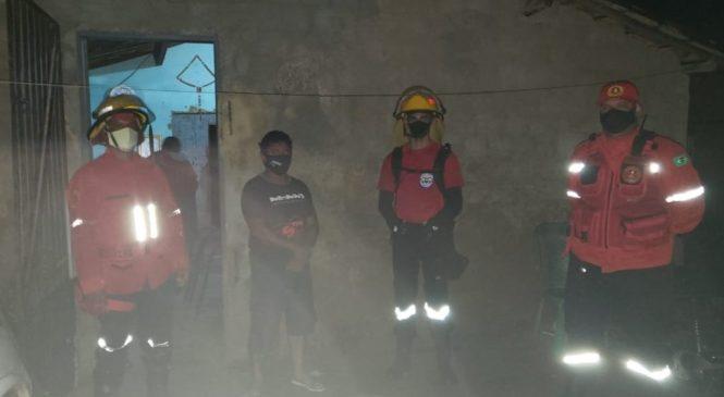 Homem é resgatado após várias horas perdido na mata em Piripiri