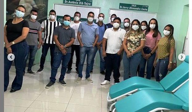 Equipe do Hospital Dr. Júlio Hartman participou de treinamento em Luzilândia