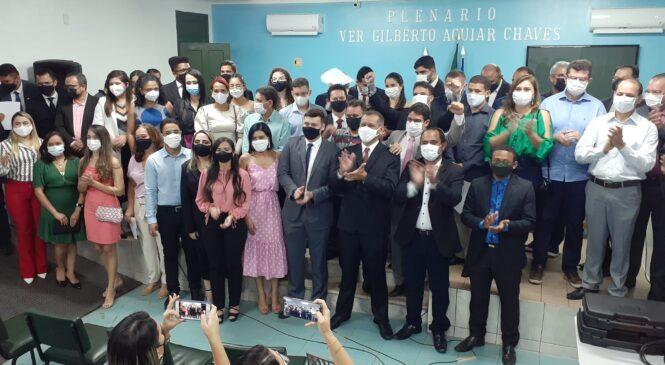 Evento Histórico marca comemoração do Dia do Advogado em Esperantina