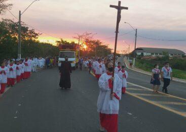 Abertura dos festejos de Nossa Senhora da Boa Esperança