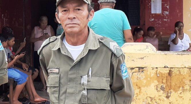 Sargento Nunes da polícia militar morre após passar mal durante plantão no presídio de Esperantina
