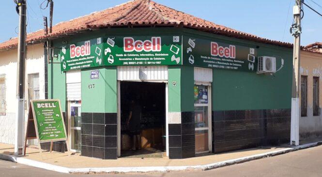 Loja de venda de celulares é arrombada em Esperantina