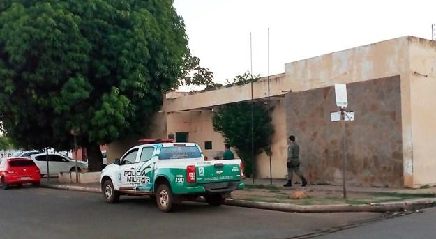 Moto roubada no centro de Esperantina foi recuperado pela Força Tática