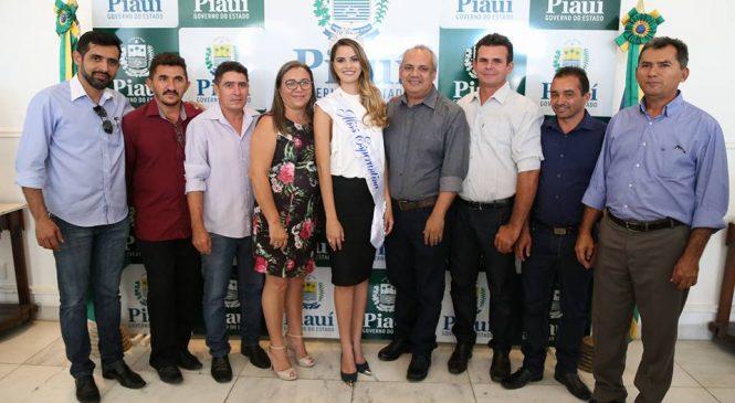 Vereadores participaram do lançamento do III festival do peixe em Teresina