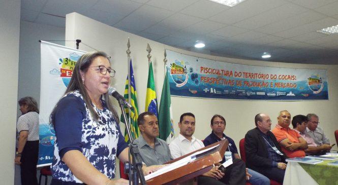 I Seminário da Piscicultura dos Cocais é realizado em Esperantina