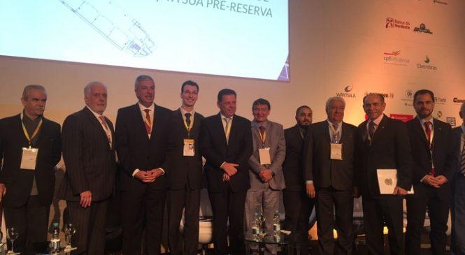 Wellington participa de congresso de energia solar no Rio de Janeiro