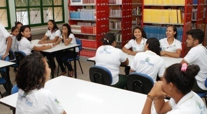 Estado seleciona escolas para aderir ao Ensino Médio Integral