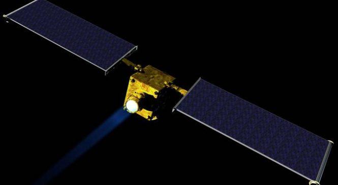 Nasa projeta primeira missão para desviar asteroide