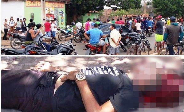 Homem é assassinado com dois tiros em Luzilândia