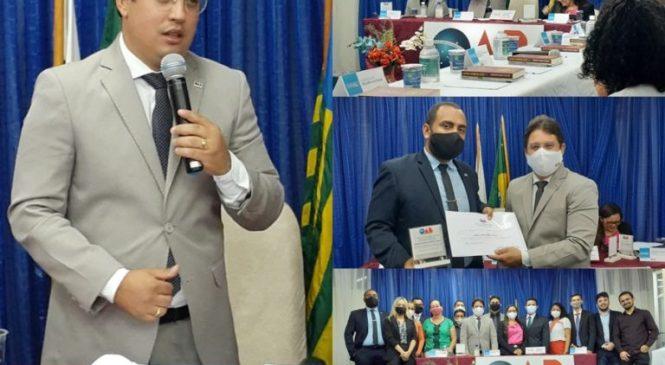 OAB/PI realiza sessão com subcomissões em Luzilândia
